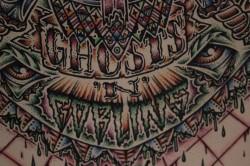 """BASE23 """"GHOSTS 'N' GOBLINS"""" (Detail)"""