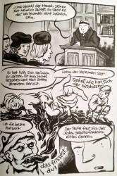 Luther auf der Kanzel