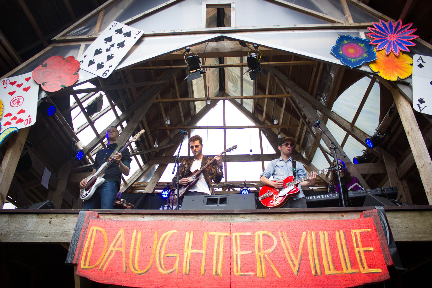 Axel Füllgraf - Daughterville - The Vagabonds