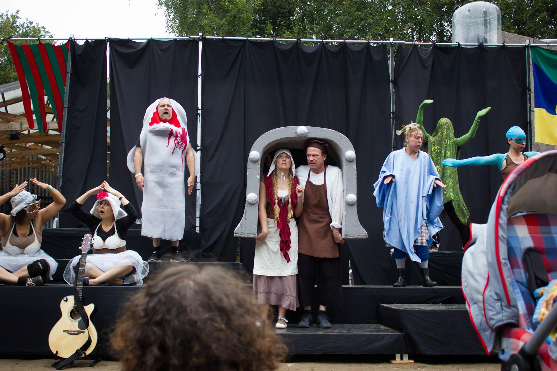 Axel Füllgraf - Burgfest / Artschlussfest 2016